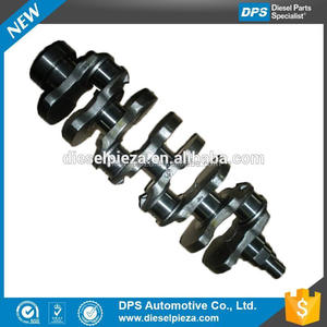 Cast Iron Crankshaft For Suzuki G13B G16B Engine Crankshaft