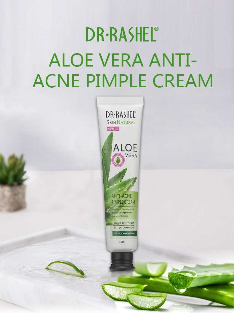 DR.RASHEL Aloe Vera Smooth Anti Acne Pimple Cream