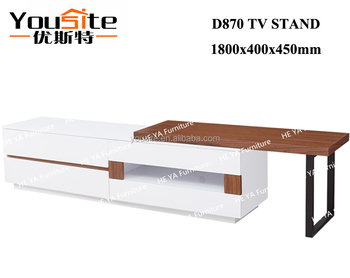 Home Good Furniture Extend And Movable tv Stand D870