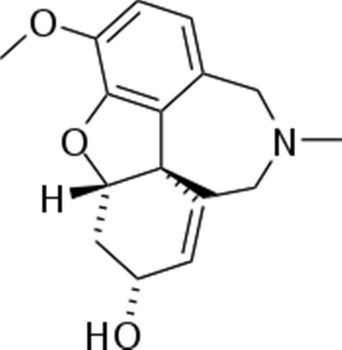 C17h21no 3 Galanthamin Hbr 99 Synonym Nivalin Buy Product On