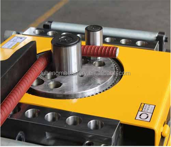 Distributors agents required reinforcing bending machine bend 6-50mm rebar skype:sunnylh3