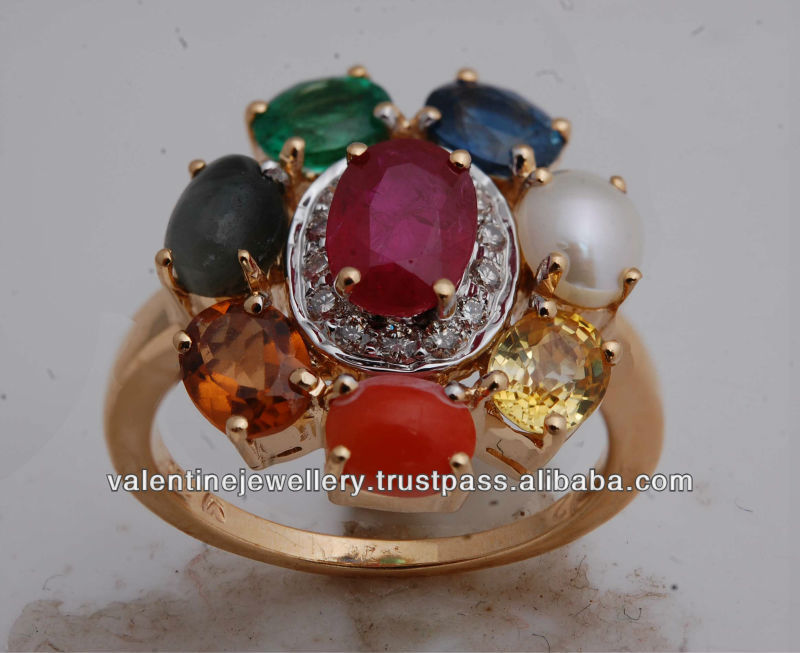 Navratna Ring Navratna Ring Suppliers and Manufacturers at