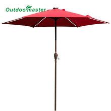 Sungarden Parasol Voet.Outdoor Zon Tuin Parasol Paraplu Onderdelen Aluminium Markt Paraplu