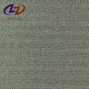 Cationic Herringbone Weft Lycra Fabric For Clothes