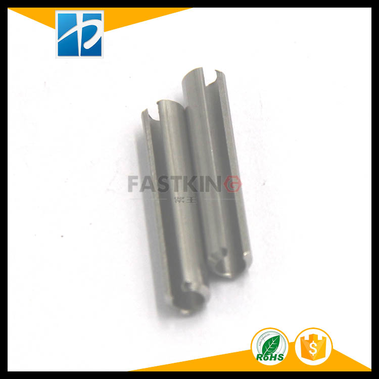 High quality stainless steel 304 elastic cylindrical pin DIN1481