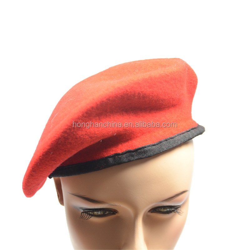 Royal Military Police Red Beret Size -56 - Buy Royal Military Police Red  Beret,Police Red Beret,Military Beret Red Product on Alibaba com