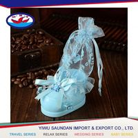 Professional Factory Supply unique design clearly chinese baby shower candy box made in china