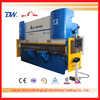 2016 hot selling and high quality product of small steel cnc hydraulic press brake/bending machinery