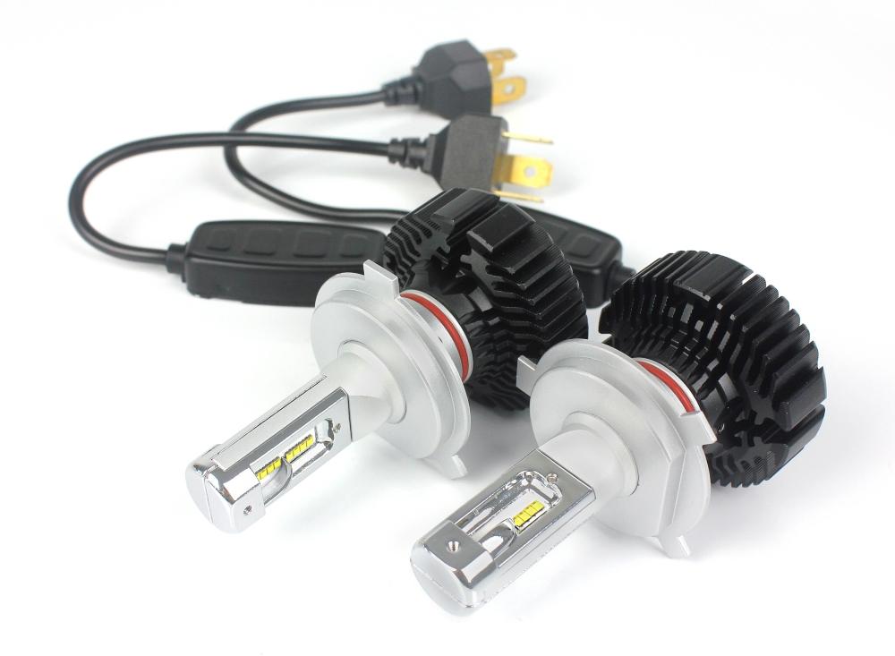 7plus led headlight-H4