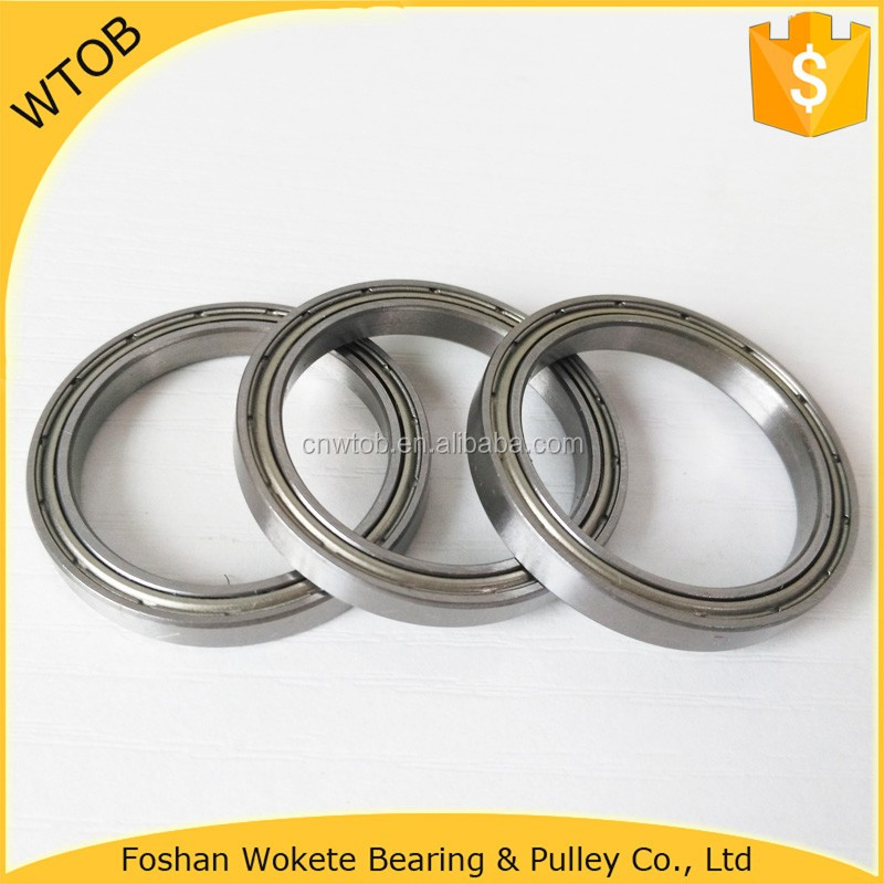 Chrome Steel 25x32x4MM Deep Groove Ball Bearing 6705ZZ Bearing Price List