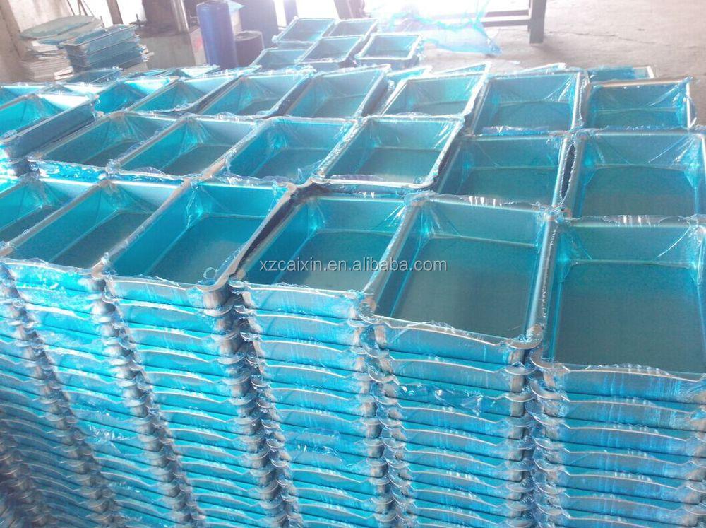 Seafood Freezer Tray Pan Aluminum,Quick Freezing Pan For Freezing ...