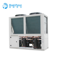 air cooled water chiller with heat pump CE