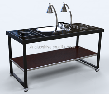 Module buffet station carving station buy wok station