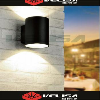 High Cob Wattage 20w 40w Up Down Outdoor Light Porch Lights Led Wall