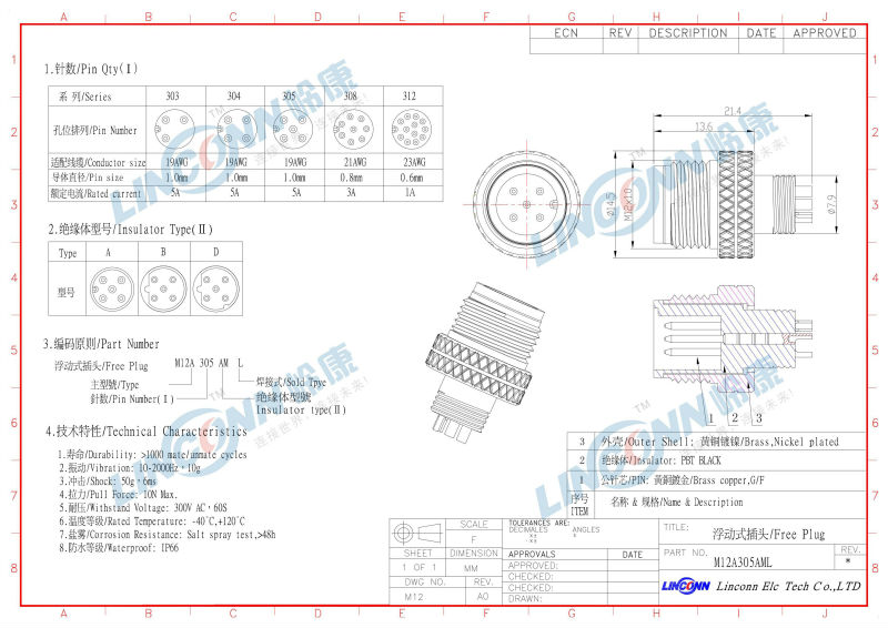 m12 4 pin connector wiring diagram m12 connectors 7 pin