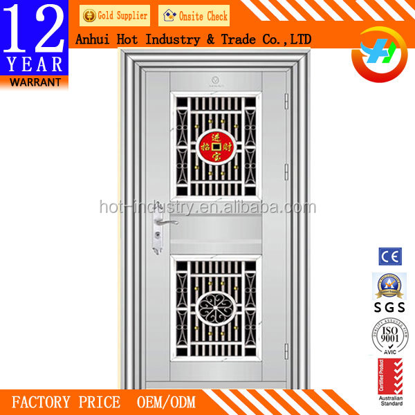 China Suppliers 304 Ss Stainless Steel Single Door Design Cheap ...