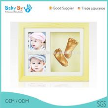 New impressione impronta bambino handprint regali tampone <span class=keywords><strong>di</strong></span> inchiostro kit