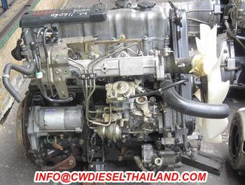 Fordmazda Wlturbo Used Diesel Engine  Buy Fordmazda Wlturbo