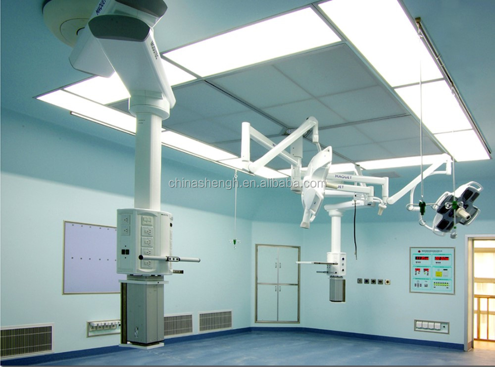Laminar air flow medical clean rooms hospital operating for Air circulation in a room