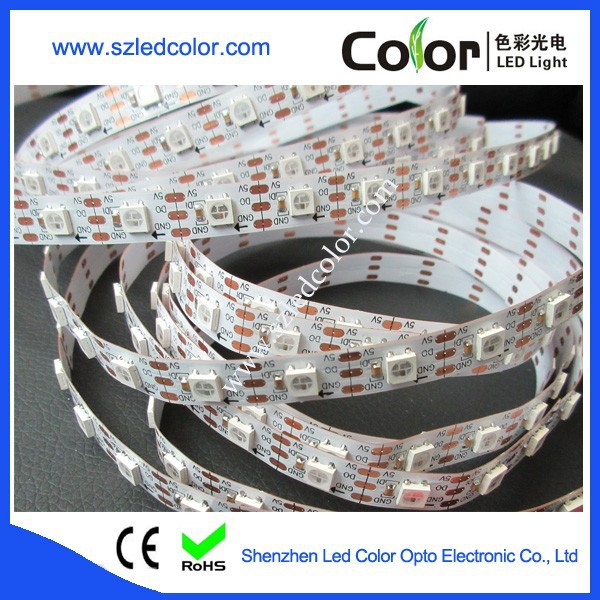 rgb 5050 digital led ws2812 60leds/M