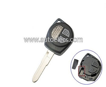 For Suzuki Swift Car Remote Key Fob Hu87 Blade Id46 Chip 2 On 315mhz