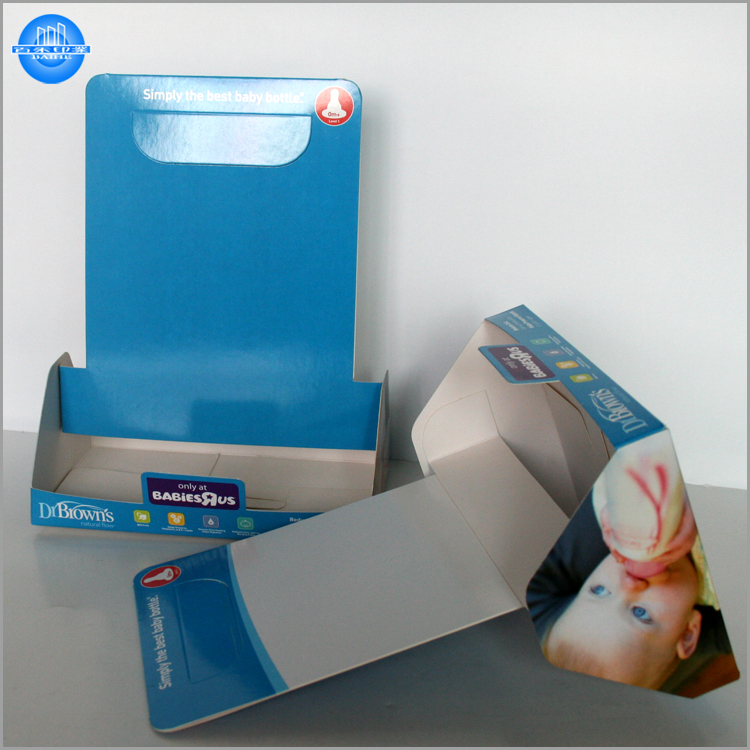 High Quality custom paper gift packaging box in China factory