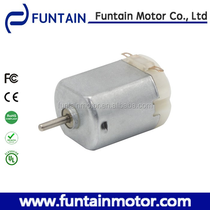 3v 12500rpm motorized toy car motor FA-130RA-18100