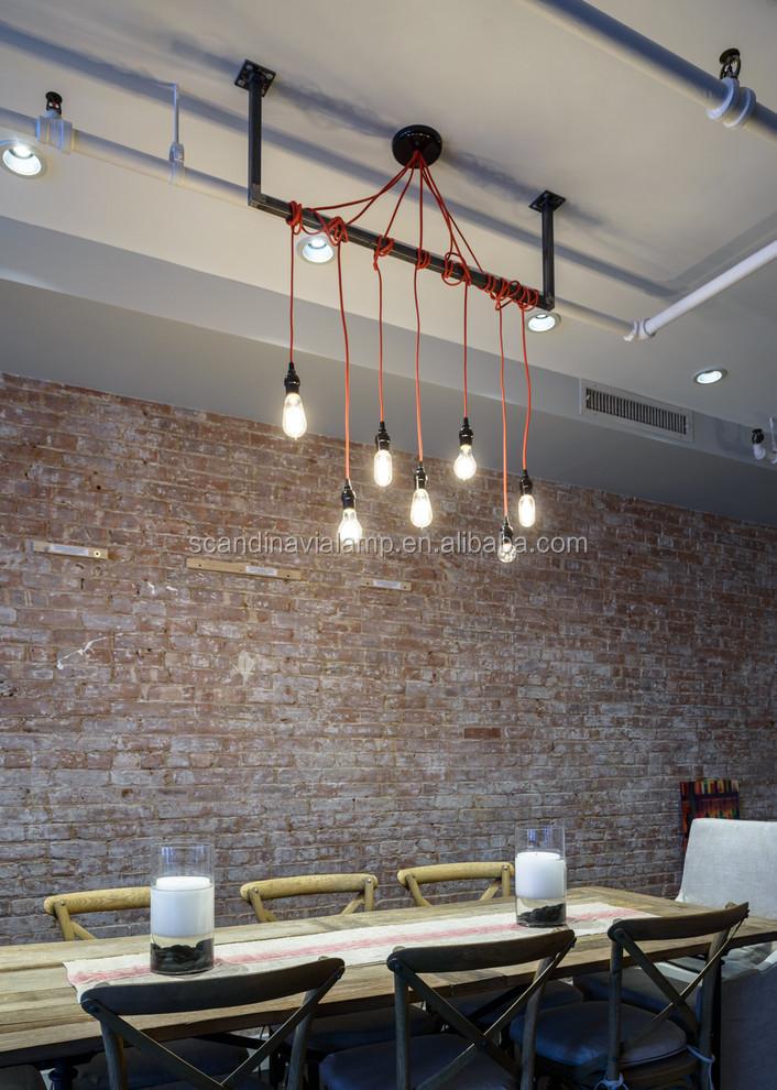 Manufacturers Premium Metal Cage Hanging Lamp Industrial Loft