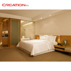 Bedroom Furniture New Modern Custom Made Whole Set Bedroom Furniture Hotel Wooden Headboard