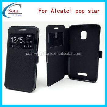 best service bb7f5 ede4d Book Case For Alcatel One Touch Pop Star(5.0) View Filp Case - Buy Case For  Alcatel One Touch Pop Star(5.0),Book Case For Alcatel One Touch Pop ...