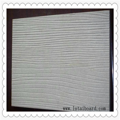 Wood Grain Panel Wood Exterior Fiber Cement Siding Cladding Exterior Cladding Wall Partition