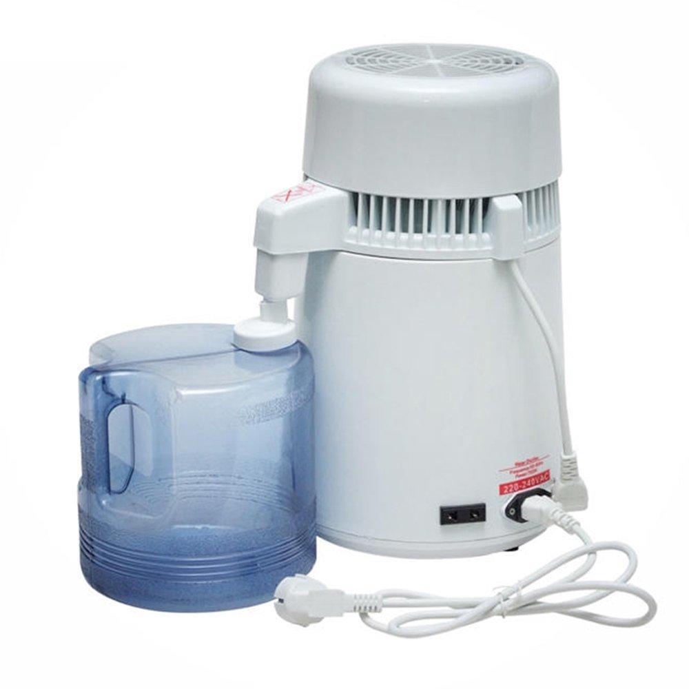 NSKR HPS Stainless Steel Household Electric Water Distiller Dental Pure Water Distiller Alcohol