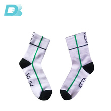 2018 Good Quality ,Cycling Socks Custom Men Colorful Sport Running Socks