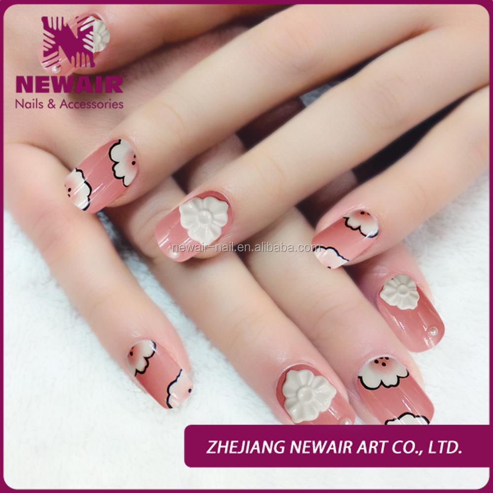 Free Private Label Acrylic Nails Glue False Nails - Buy Acrylic ...