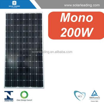 200 w panneaux solaires pour vente solaire pv module photovolta que module bypass diode buy. Black Bedroom Furniture Sets. Home Design Ideas