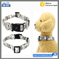 Personalized design dog collar bulk custom collars