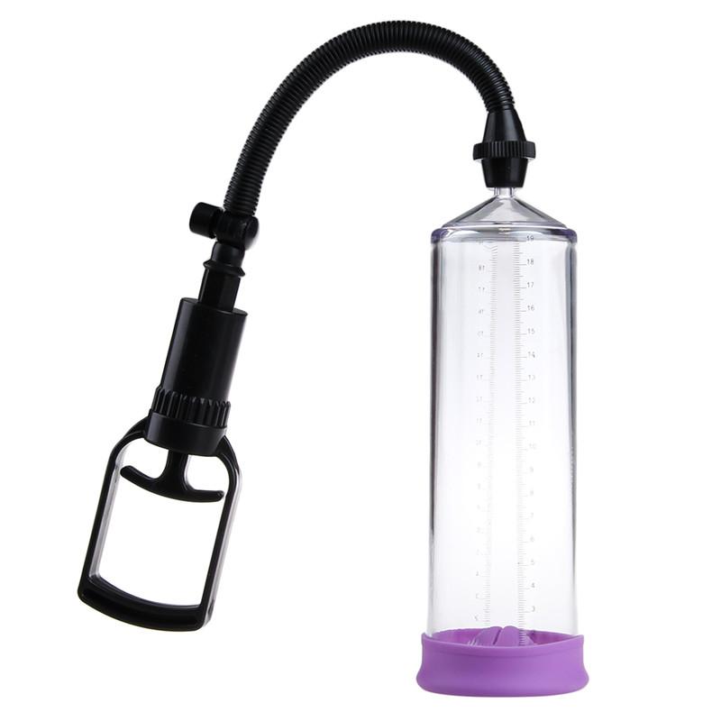 Penis vacuum pump black