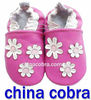 2014 high quality soft sole leather baby shoes kids shoes children shoes CHINA COBRA