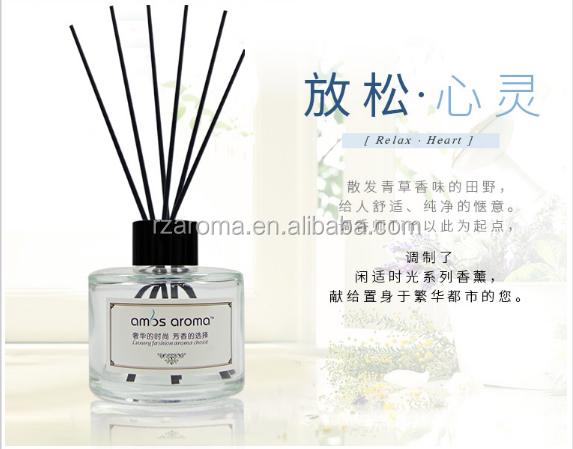 Fashion Reed Diffuser With Fiber Sticks For <strong>Air</strong>