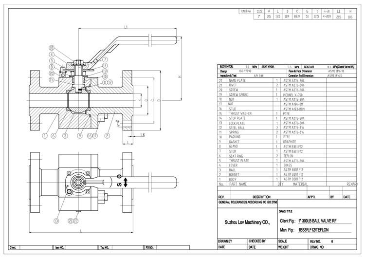Pneumatic Control Ball Valve With Biffi/rotork/oem Actuators