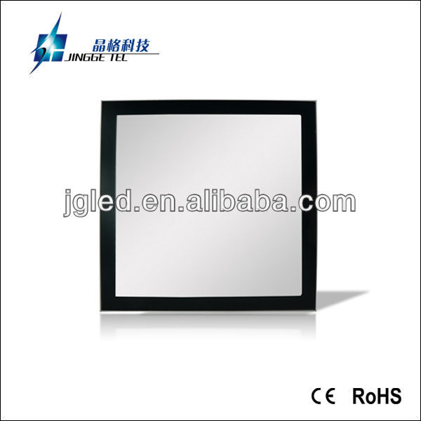 Aluminum Frame indoor restaurant menu display Light box