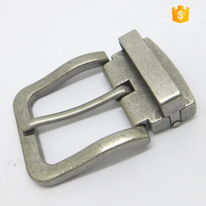 Yiwu Factory direct customized casting metal pin belt buckle for men