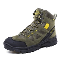 custom outdoor climbing men snow hiking shoes boots