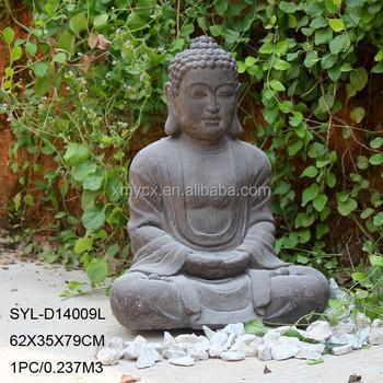 MGO/Magnesia Garden Sculpture Meditation Buddha Statues