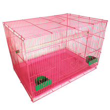 bangkok making factory foldable metal wire bird cage for canary