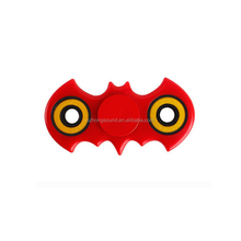 best selling plastic wind batman spinner design toy spinning, Audlt anti stress hand toy spinner mini size fidget spinner
