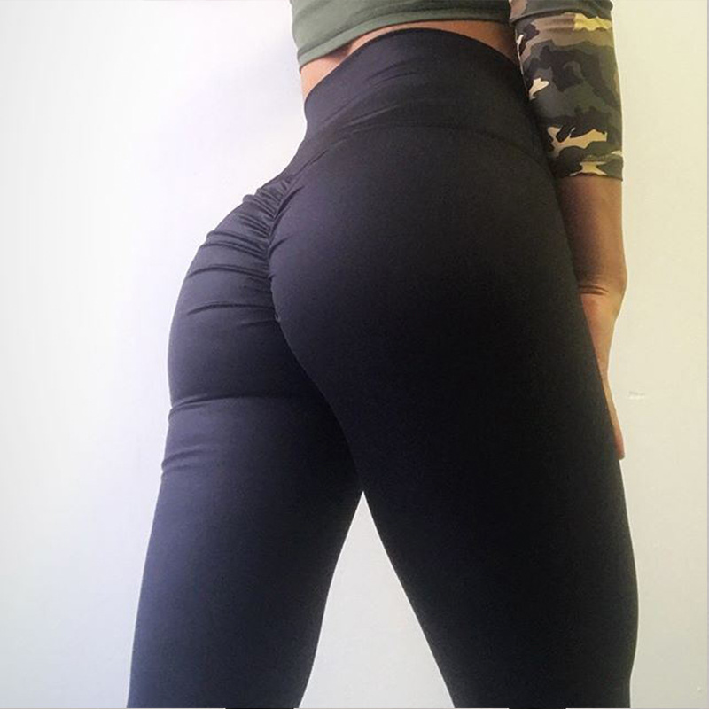240795231c2951 wholesale in stock private label sportswear sexy cheeky high waist yoga  pants fitness scrunch butt leggings