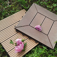 Crack-resistant Wood Plastic Composite Decking for Balcony and Terrace