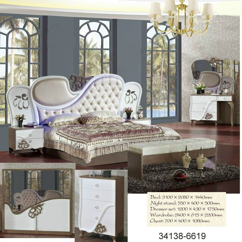 high quality good price bed sets 34138-3390