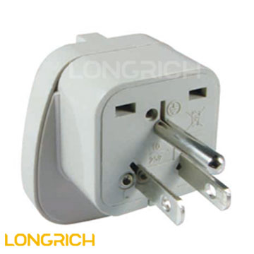 Longrich Right Angle Electrical Plug Adapter,Oem Design Wifi Smart ...